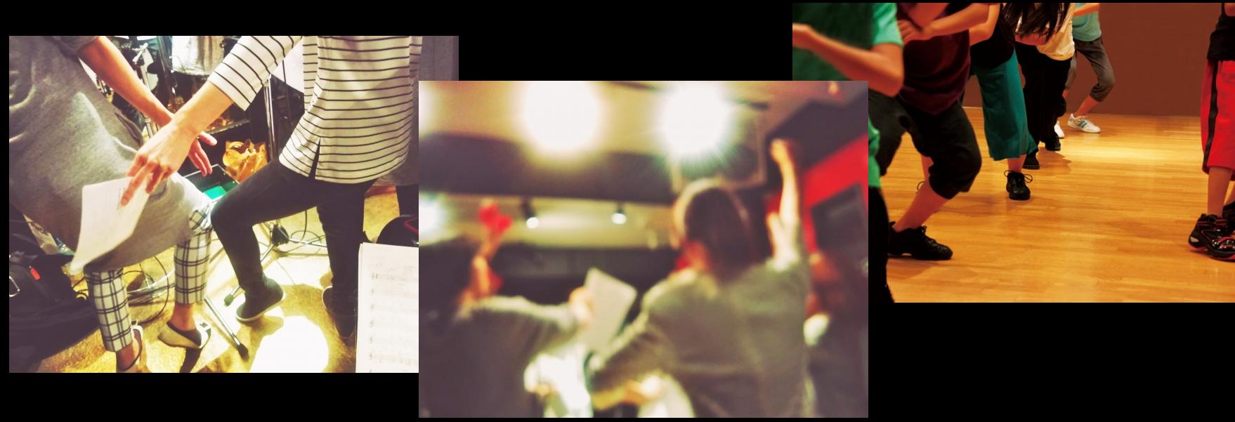 【限定企画】 橋本昭博(Moratorium Pants)によるワークショップ~ことばとカラダと演劇と?~