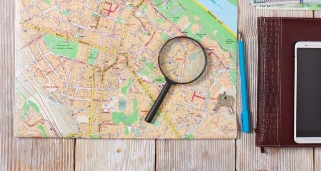 Map連動したGoogleの広告のアポイント取得のお仕事